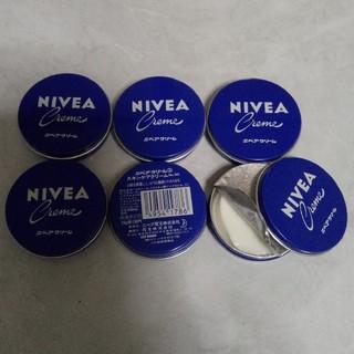 ニベア - NIVEA 23g缶6個訳有品