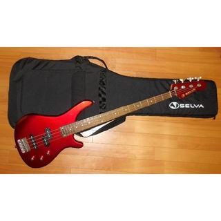【送料込み】SELVA ベースギター(エレキベース)