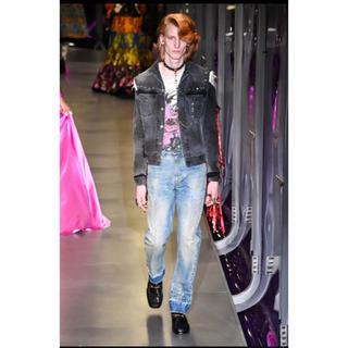 グッチ(Gucci)のGUCCI 19ss stained punk jeans(デニム/ジーンズ)
