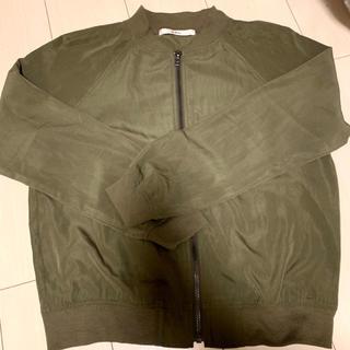 GRL - GRL MA-1薄手ジャケット