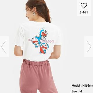 ジーユー(GU)のGU ✳︎ ドラえもんTシャツ(キャラクターグッズ)