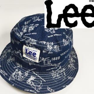 リー(Lee)の90's Lee リー ハット バケットハット 総柄(ハット)