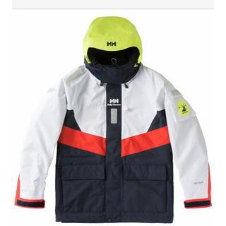 ヘリーハンセン(HELLY HANSEN)のヘリーハンセン フォーミュラジャケット XL 新品半額以下‼︎(ナイロンジャケット)