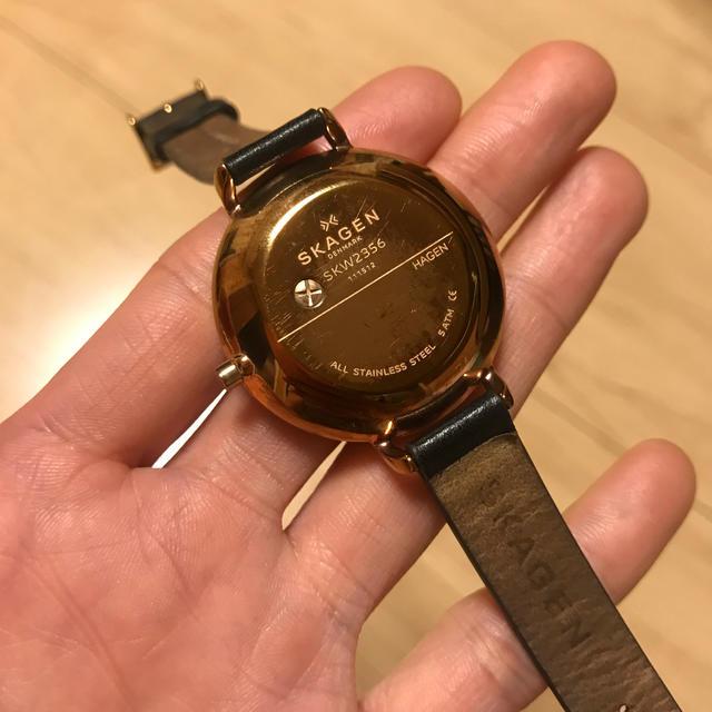 SKAGEN(スカーゲン)のSKAGEN腕時計 レディース レディースのファッション小物(腕時計)の商品写真
