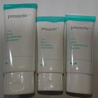 プロアクティブ(proactiv)のプロアクティブ 薬用3ステップセット30日サイズ(サンプル/トライアルキット)