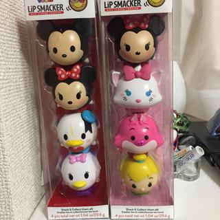 ディズニー(Disney)のリップクリーム ツムツム lip smacker ディズニー(リップケア/リップクリーム)