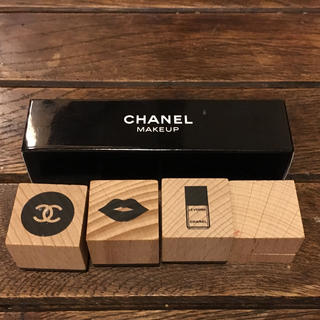 CHANEL - CHANEL スタンプ