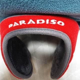 パラディーゾ(Paradiso)のPARADISO イヤーマフ(イヤマフラー)