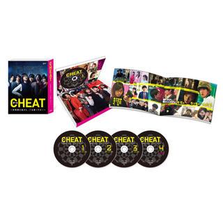 連続ドラマ CHEAT チート Blu-ray BOX とサントラCDセットで!(TVドラマ)