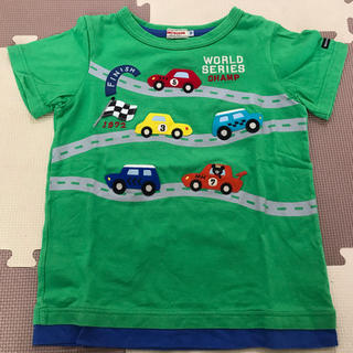 ミキハウス(mikihouse)のミキハウス 120 半袖Tシャツ(Tシャツ/カットソー)