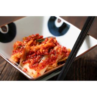 Oisixで販売された濃厚な白菜キムチ☆200g(漬物)