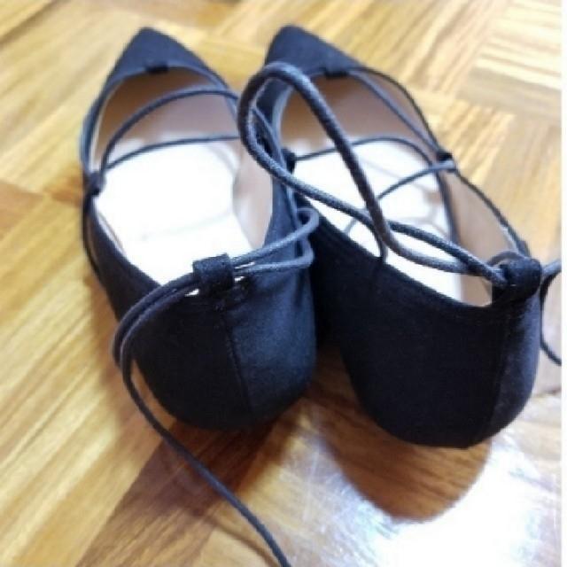 AU BANNISTER(オゥバニスター)のAu BANNISTER(オゥバニスター) レースアップシューズ レディースの靴/シューズ(ハイヒール/パンプス)の商品写真
