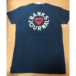 BANKS Tシャツ Sサイズ(Tシャツ/カットソー(半袖/袖なし))