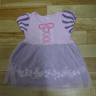 ディズニー(Disney)のディズニー プリンセス ラプンツェル ワンピース ドレス(ワンピース)