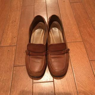 アシナガオジサン(あしながおじさん)のあしながおじさん ローファー 23cm(ローファー/革靴)