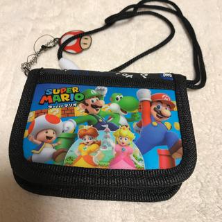 ニンテンドウ(任天堂)のスーパーマリオ 財布(財布)