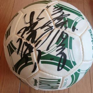 アディダス(adidas)の【adidas】Jリーグ 選手サイン入り 公式ボール(ボール)
