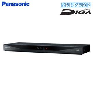 パナソニック(Panasonic)のパナソニックブルーレイディスクレコーダー1TB DMR-BRW1060(ブルーレイレコーダー)