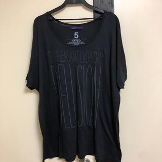 アンドエヌ(and N)のand N 5-five レディーストップス (Tシャツ(半袖/袖なし))