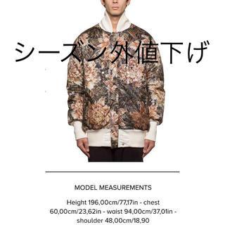Yohji Yamamoto - 2018AW Y-3 M AOP オーバーサイズボンバー サイズXS