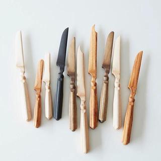 植月大輔さん:木のナイフ カトラリー(カトラリー/箸)