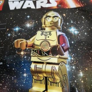 レゴ(Lego)のレゴ ミニフィグ C-3PO フォースの覚醒版(その他)