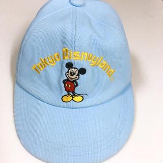 ディズニー(Disney)の80's disney ディズニー ミッキー キャップ オールド ヴィンテージ(キャップ)