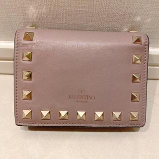 valentino garavani - ヴァレンティノ 二つ折り財布