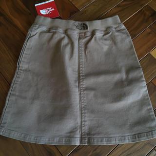 ザノースフェイス(THE NORTH FACE)の正規店購入 新品 未使用 タグ付き スカート 150サイズ ノースフェイス(スカート)