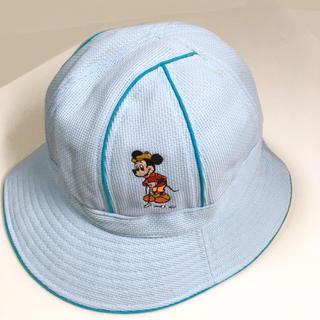 ディズニー(Disney)の80's disny ディズニー ミッキー キャップ オールド ヴィンテージ(ハット)