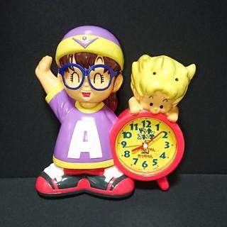 セイコー(SEIKO)のドクタースランプアラレちゃん☆おしゃべり目覚まし時計(キャラクターグッズ)