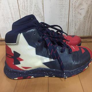 アンダーアーマー(UNDER ARMOUR)のアンダーアーマー カリー 22㎝ ステファンカリー USA 靴(スニーカー)