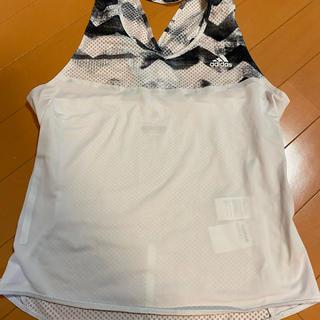 アディダス(adidas)のアディダス ランニング シャツ(ランニング/ジョギング)