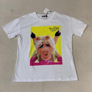 ザラ(ZARA)の新品 ZARA ミス・ピギー Tシャツ ザ・マペッツ(Tシャツ(半袖/袖なし))