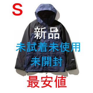 ザノースフェイス(THE NORTH FACE)の新品 TNF Mountain Light Denim Jacket Sサイズ(マウンテンパーカー)