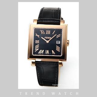 フェンディ(FENDI)のフェンディ 時計 FENDI メンズ 腕時計(腕時計(アナログ))