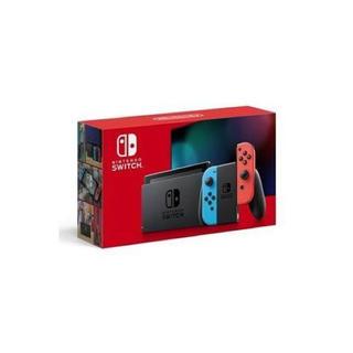ニンテンドースイッチ(Nintendo Switch)のニンテンドースイッチ 新型ネオン(家庭用ゲーム機本体)