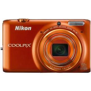 ニコン(Nikon)のNikon COOLPIX S6500(デジタル一眼)