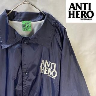アンチヒーロー(ANTIHERO)のANTI HERO コーチジャケット coach jacket(ナイロンジャケット)