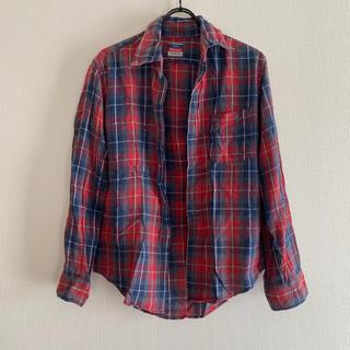 フォーティーファイブアールピーエム(45rpm)の45rpm チェックシャツ ネルシャツ(シャツ/ブラウス(長袖/七分))