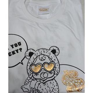 ジャニーズウエスト(ジャニーズWEST)のジャニーズWEST ラッキィィィィィィィ7 ツアーTシャツ パリピポくん(Tシャツ(半袖/袖なし))