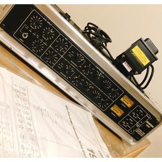 DRAWMER 1960 真空管マイクプリアンプ コンプレッサー(エフェクター)