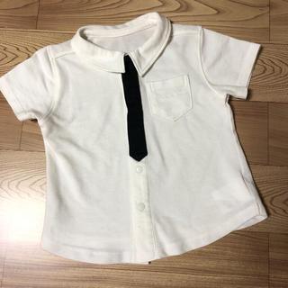 コムサイズム(COMME CA ISM)のコムサ 80   フォーマルシャツ(セレモニードレス/スーツ)