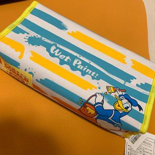 ディズニー(Disney)のドナルドダックティッシュケース(ティッシュボックス)