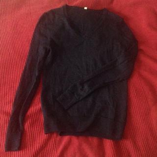 ムジルシリョウヒン(MUJI (無印良品))の無印良品♡シルク混ニット(ニット/セーター)