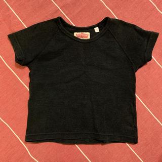 ハリウッドランチマーケット(HOLLYWOOD RANCH MARKET)のハリウッドランチマーケット サイズ1 ブラック 半袖(Tシャツ)