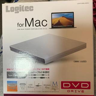 DVDドライブ Mac用   Logitdc