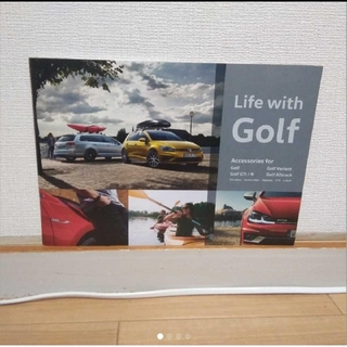853 フォルクスワーゲン ゴルフ カタログ GTI/R