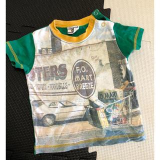 エフオーキッズ(F.O.KIDS)のエフオーキッズ Tシャツ 80cm(Tシャツ)