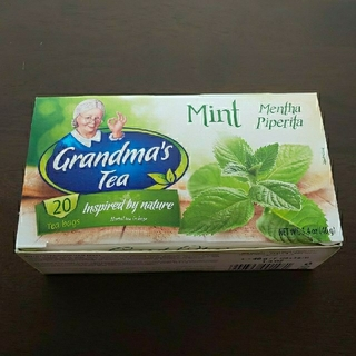 ミントティー(ペパーミント)20袋、ハーブティー(茶)